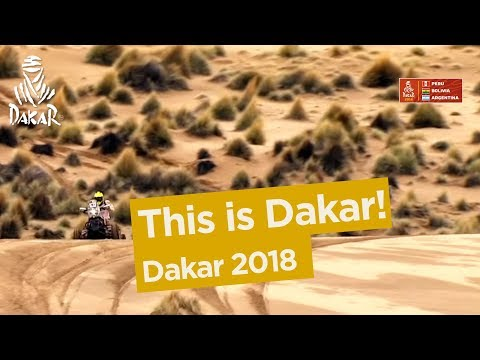 This is Dakar! - Dakar 2018