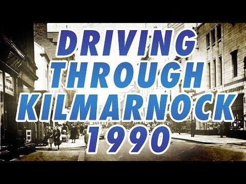 Driving Through Kilmarnock in 1990  (Part 2)