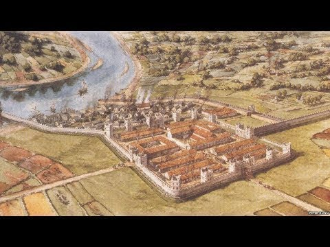 In Search of History -  England's Great Wall (Hadrian's Wall - History Channel Documentary)