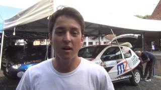 Gabriel Morales - Expectativa Rally de Pomerode 2016