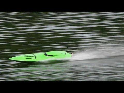 RC X-Ray Mono Rennboot - Schaufahren SMC Ahlen