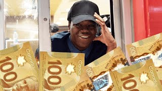 TIPPING DRIVE THRU WORKERS $5,000!!
