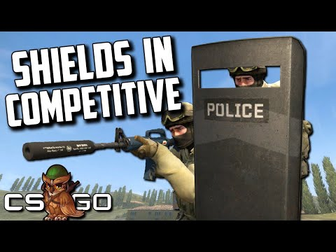 Shields In Competitive CS:GO