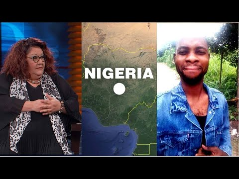 Woman's Fiancé Claims His Home in Nigeria Is Too Dangerous A Place For Her To Live