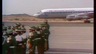 Voyage Mitterrand en Arabie saoudite
