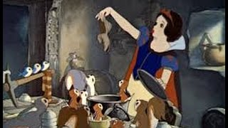 Disney Reversed: Whistle While You Work (Snow White and the Seven Dwarfs)