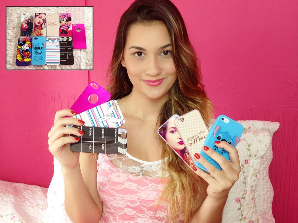 Laura Gromann ~ Capinhas novas de iPhone + 5 Apps Favoritos u2661Laura Gromann YouTube