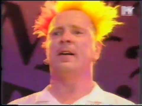 Sex Pistols - Phoenix Festival, 21st July 1996. From MTV's Live and Direct. (HQ Remastered Audio)