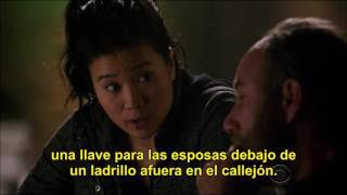 scorpion  3x16 parte 4  parte cabe, happy and patrick