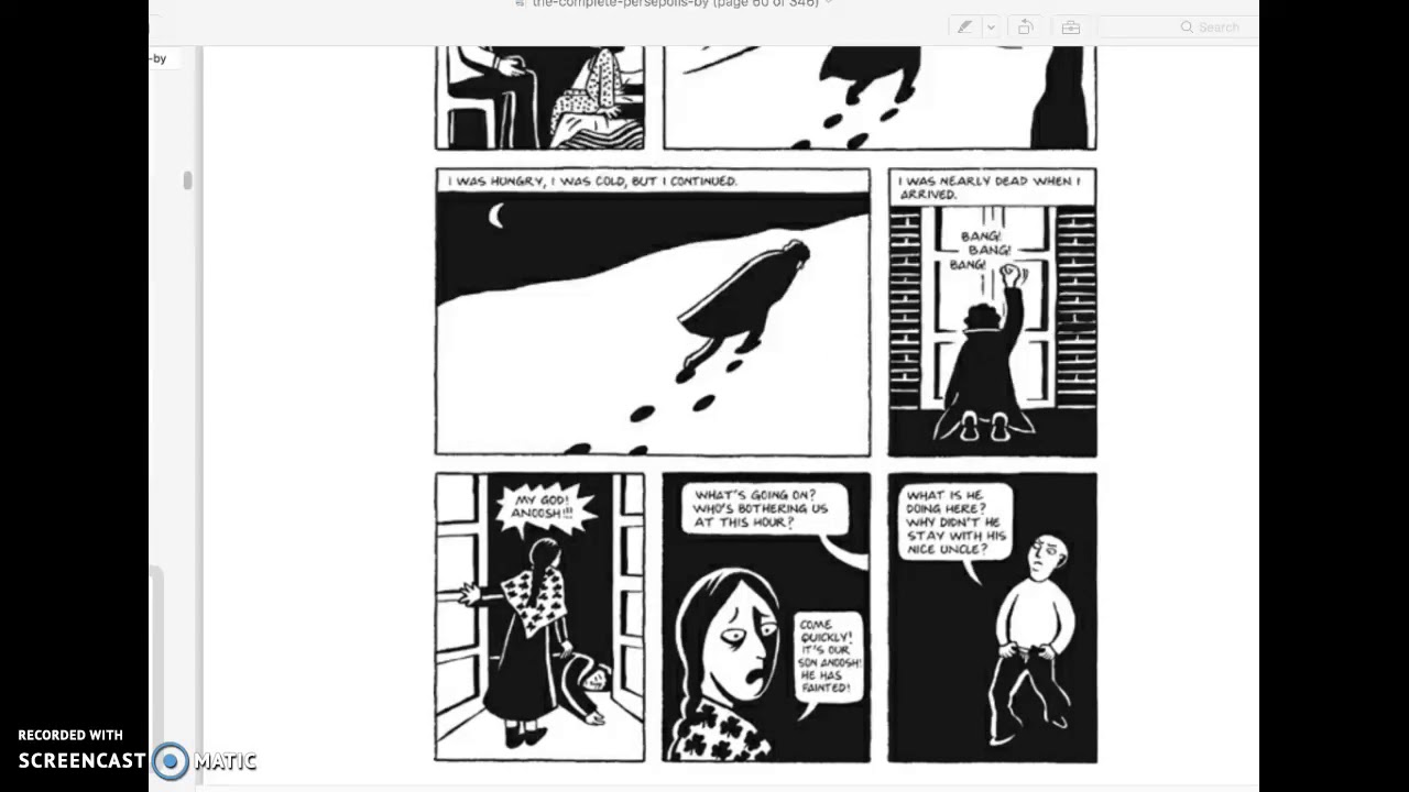Audio Persepolis Ch 7 Ch 8 Youtube