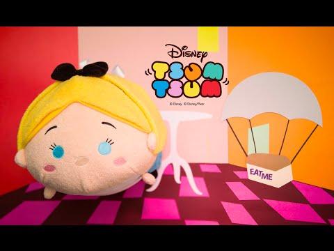 Alice In Wonderland As Told By Tsum Tsum | Disney
