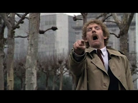 Invasion Of The Body Snatchers (1978)  La Invasión De Los Ultracuerpos  WARPITER  Donald Sutherland