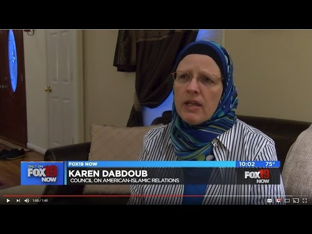 Video: CAIR-Cincinnati Director Responds to Racist Attack on Driver with Arabic Name