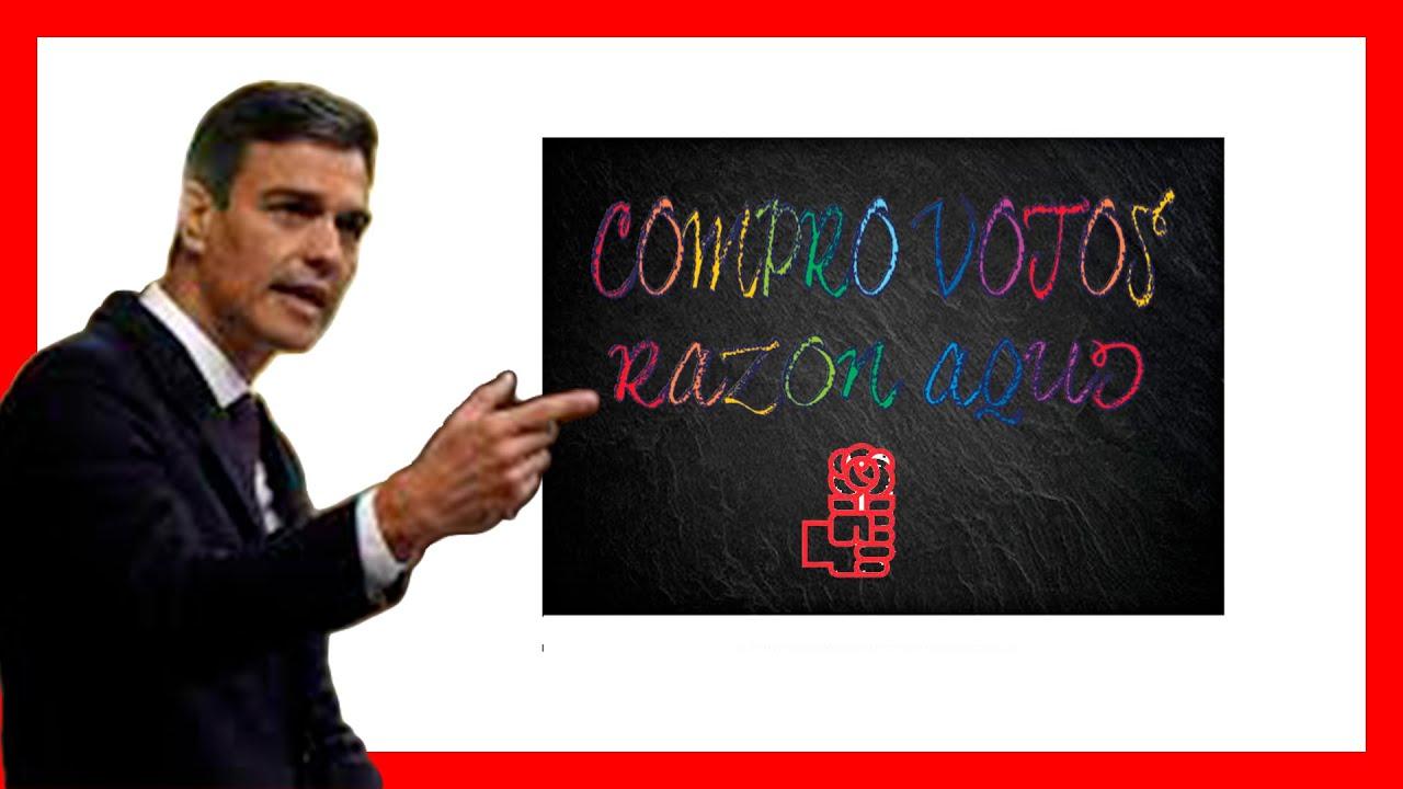 Download Presupuestos Sánchez, la mayor compra de votos de la historia I La Hora de Demos 1