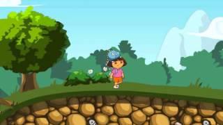 Dora Save Baby Dinosaur (Даша спасает динозавра) - прохождение игры