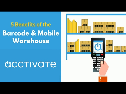 Barcode Software Benefits - Acctivate