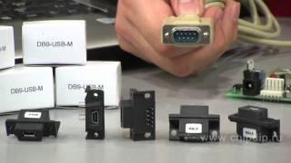 Лёгкая замена RS-232 на USB