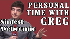 Personal Time With Greg: Sinfest Webcomic
