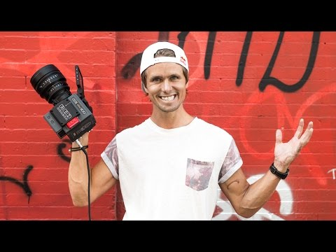 CAN WE ACTUALLY VLOG ON A RED CAMERA? | VLOG 149