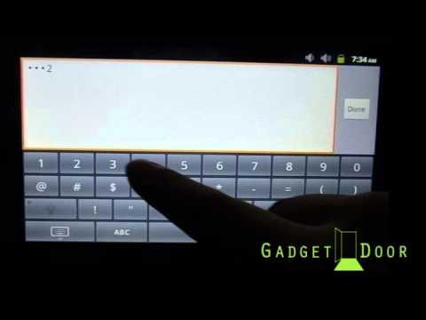 สอนวิธี ต่อ android กับ internet wifi