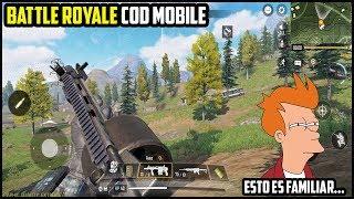 ¿El Battle Royale de COD Mobile Excitará al Jugador?