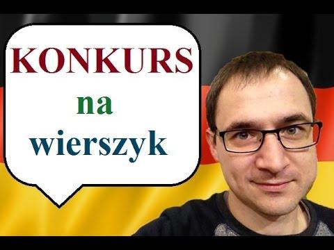 Konkurs Na Wierszyk Język Niemiecki Gerlicpl