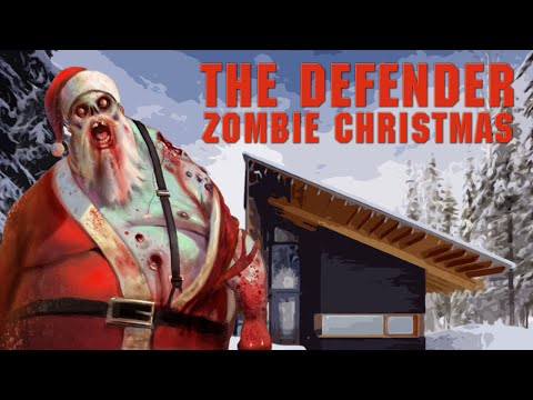 THE DEFENDER - CHRISTMAS ZOMBIES  ★ Call of Duty Zombies Mod (Zombie Games)