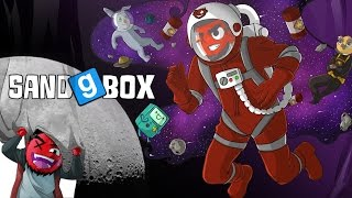 "GMOD Sandbox! | ""Barrels of Fun!"" (w/ Vanoss, Ohmwrecker, & Lui Calibre) (Garry"