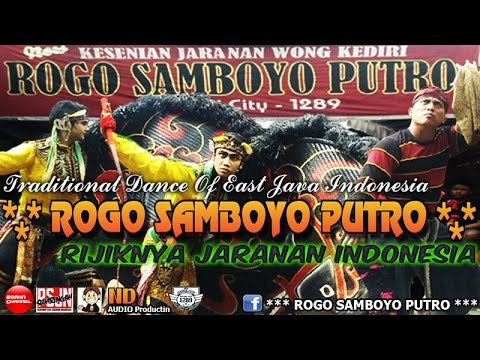 Jaranan Rogo Samboyo Putro Terbaru Live Bagor Nganjuk | Traditional Dance Of Java - Indonesia