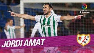 Jordi Amat, nuevo jugador del Rayo Vallecano