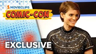 Real Or Fake Game - Fantastic Four Cast - Comic-Con (2015) HD