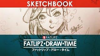 เปิดสมุดวาดรูปของ Fatlipz