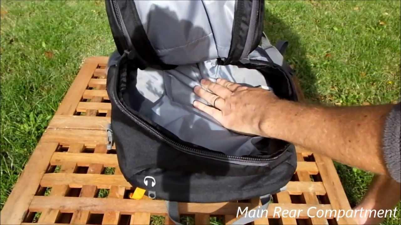 ed403807f18 Lowe Alpine Vector 25 Daysack - YouTube