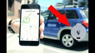 TrackR Bravo im Test -  via Smartphone Auto orten