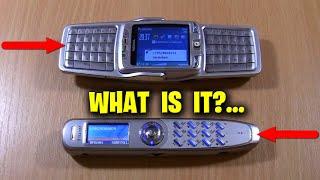 Nokia E70 vs Haier P7 Incoming Call