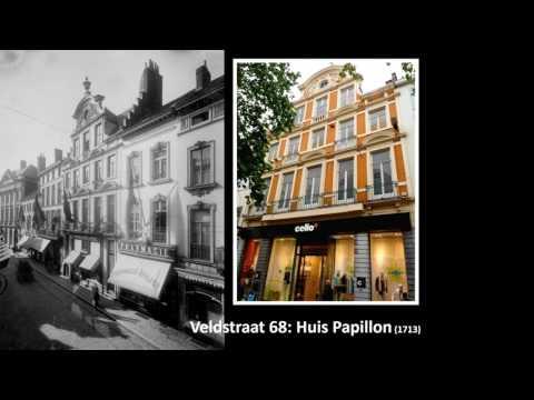 Duizend jaar bouwen in Gent Straten en pleinen deel 3 Veldstraat