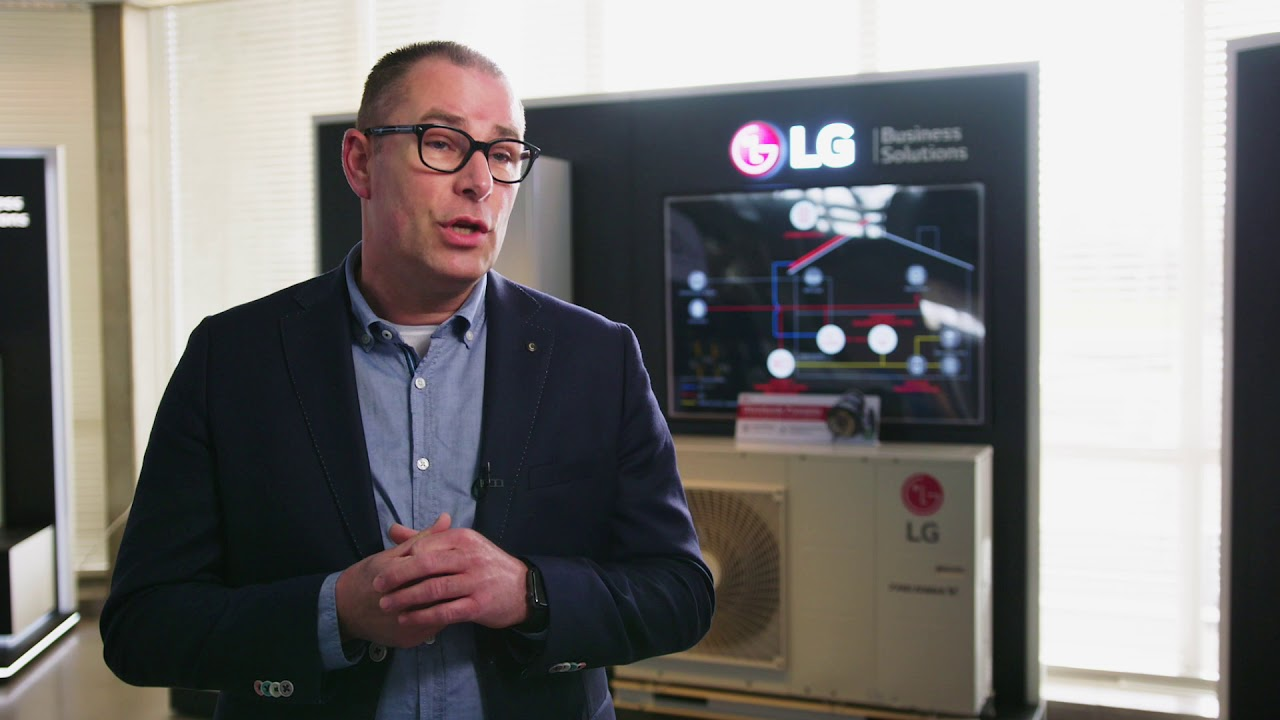 LG Therma V R32: betere verwarmingsprestaties en een hoge energie-efficiëntie