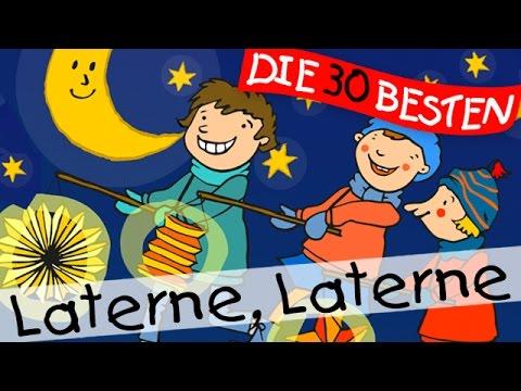 Laterne, Laterne - Herbstlieder zum Mitsingen || Kinderlieder