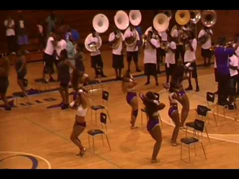 Mobile All Star Band \ MOB Dancers 2016 In Montgomery vs The River Region Band