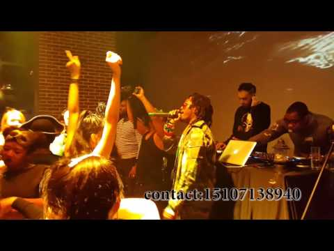 Jafral Boendy''light up''(live in China 2016)_Madagascar International dancehall