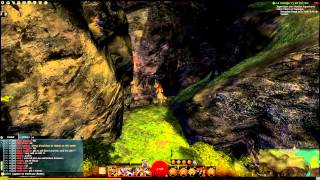 Panorama Champs de Gendarran (Panoramic Gendarran Fields) GW2 + Swashbuckler