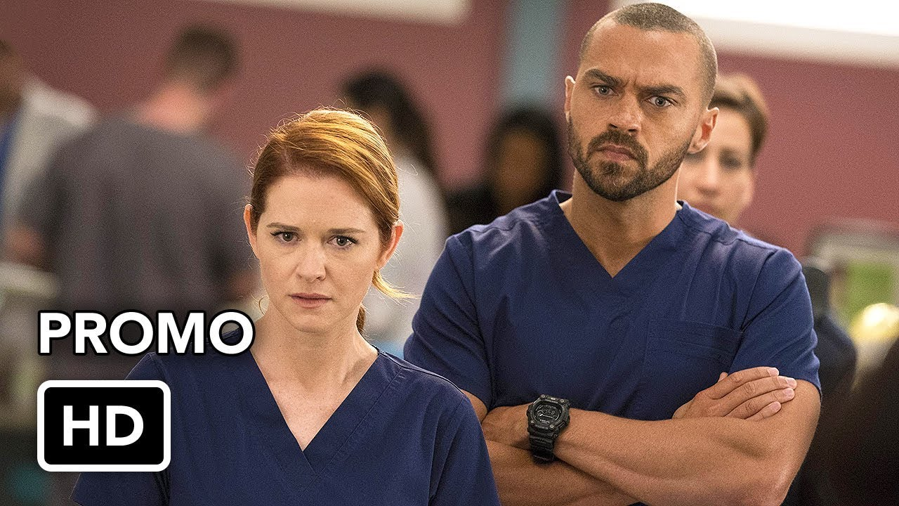 Grey\'s Anatomy 14x10 Promo \