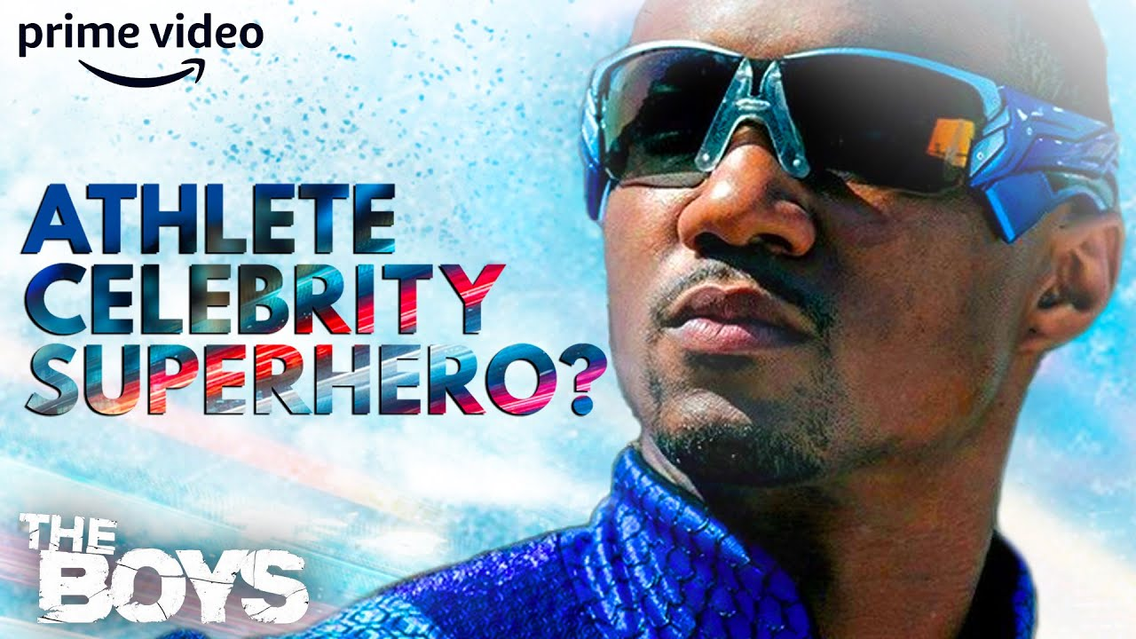 Download A-Train and the Pitfalls of the Celebrity Athlete | The Boys | Prime Video