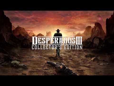 Desperados III Digital Deluxe redeem code
