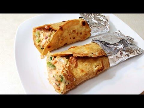 How to make sandwich wrap rolls