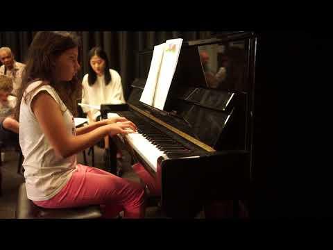 Daneeka - Scarborough Fair & Fur Elise on Piano