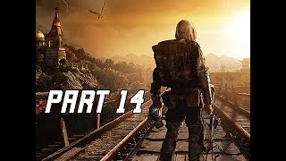 METRO EXODUS Walkthrough Gameplay Part 14 - (Let's Play Commentary)
