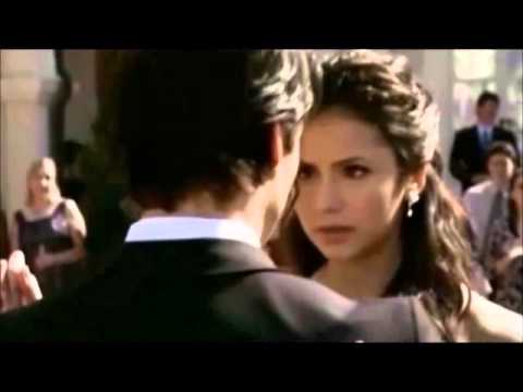 Damon e Elena-(fire house)I live my life for you( clipe tradução )