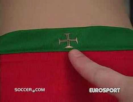Cristiano Ronaldo Jersey Mens Small