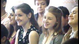 Борисовская молодежь – за здоровый образ жизни! Открытый урок, посвященный Единому дню профилактики.